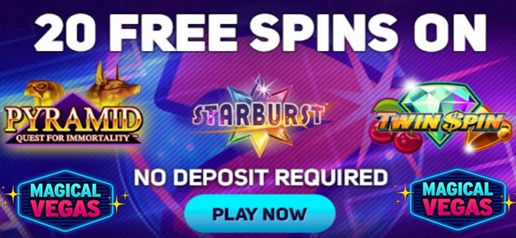 no deposit welcome bonus netent